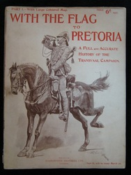 With the Flag to Pretoria - 1900