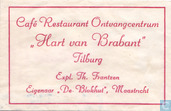 Caf Restaurant Ontvangcentrum &quot;Hart van Brabant&quot;