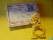 Donald Duck napkin ring