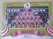 Sparta 2005/2006