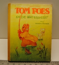Bommel en Tom Poes 2 - Tom Poes en de watergeest - 1950