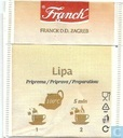 Tea bags and Tea labels - Franck / ® Franck - Lipa