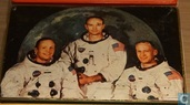 Apollo 11: Neil Armstrong, Buzz Aldrin & Michael Collins