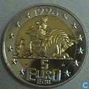 Nederland 5 Euro-ecu 1996 &quot;Beatrix&quot;