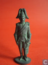 Cavalry Officer (green)