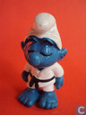 Judo Smurf