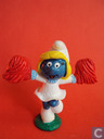 Cheerleader Smurfette