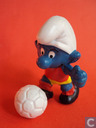 Football Smurf
