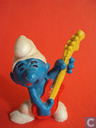 Rock Smurf