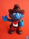 Cowboy Smurf 