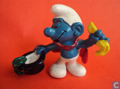 Magician Smurf