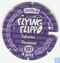 Cap / Pog - C) Flying Flippo (Belgi) - Sylvester / Grosminet