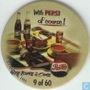 Pog - Pepsi Cola Classic Images - Pepsi Cola     