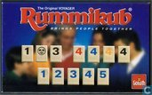 Game - Rummikub - The Original VOYAGER Rummikub