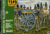 British Foot Artillery