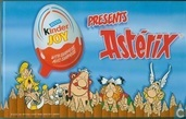 kinder Joy presents Asterix