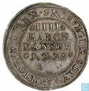 Most valuable item - Denmark 4 mark 1596