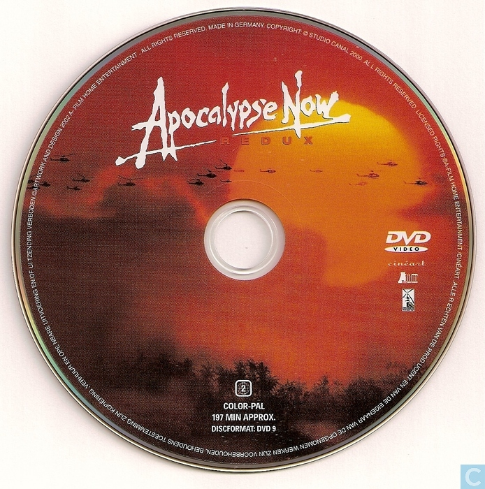 apocalypse now redux essay Apocalypse now is a 1979 american epic war film directed, produced in 2001, coppola released apocalypse now redux in cinemas and subsequently on dvd.