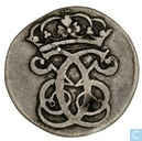 Coin - Denmark - Denmark 2 skilling 1686 (wide Crown)