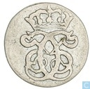 Coin - Denmark - Denmark 2 skilling 1686 (narrow Crown)