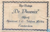 Bar Bodega &quot;De Phoenix&quot;