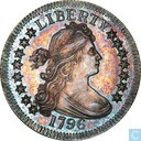 Most valuable item - USA 25 cent 1796