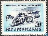 Stamps - Yugoslavia - Adriatic Rally