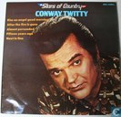 Vinyl record and CD - Twitty, Conway - Stars of Country