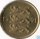 Estonia 10 senti 1991