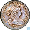 United States Half dime 1802