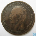 Greece 5 lepta 1878