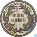 Coins - United States - United States 1 dime 1897