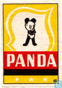 Matchcover - Panda - Panda 62