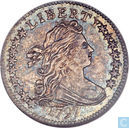 Most valuable item - United States dime 1797 with 16 stars