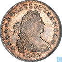 Most valuable item - United States dime 1802