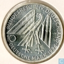 "Germany 10 mark 1996 (A) ""150th Anniversary of founding - Kolpingwerk"""