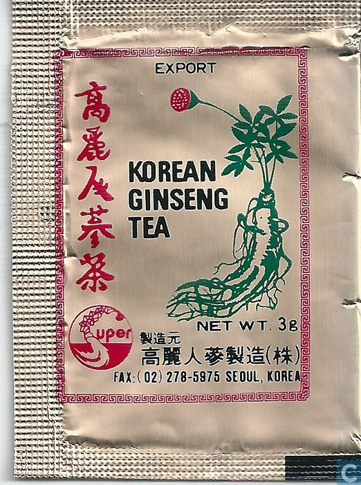 how to make korean ginseng tea