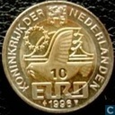 Nederland 10 Euro 1996 &quot;Willem Barentsz&quot;