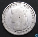 Coin - the Netherlands - Netherlands 25 cent  1896