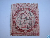Tax stamp (postage valid)