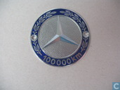 Mercedes 100 000 km