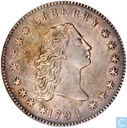 United States 1 dollar 1794