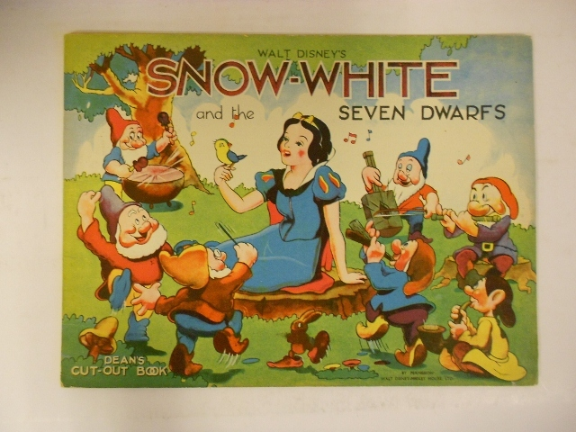 Snow-White and the seven Dwarfs - 1938 - Catawiki