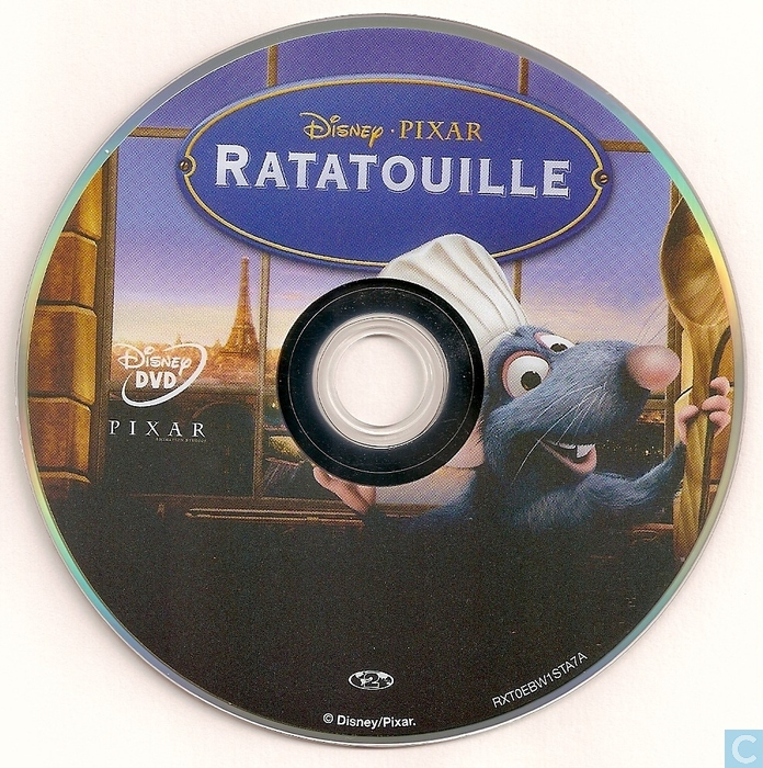 the rat from ratatouille