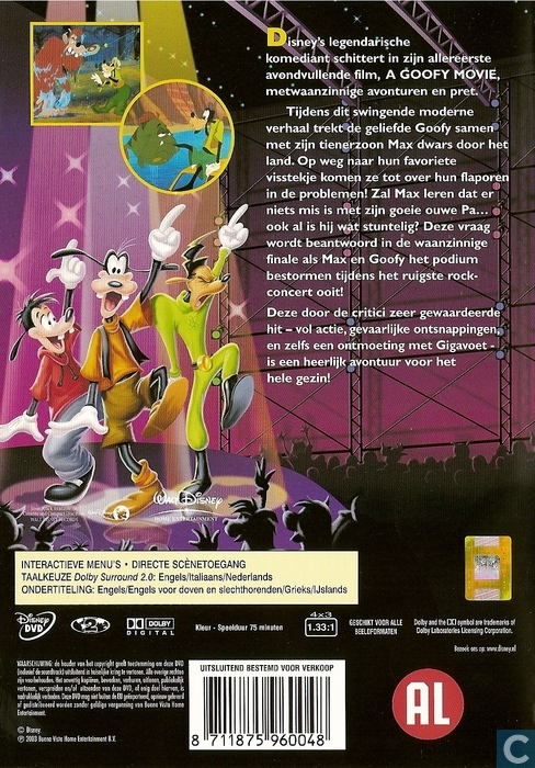 An Extremely Goofy Movie  Wikipedia