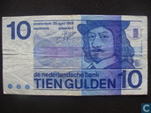 10 gulden Nederland 1968 Replacement.