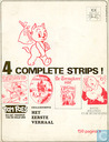 4 Complete strips!
