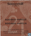 21 ROOIBOS-VANILLE | ROOIBOS-VANILLA