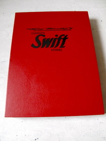 Frank Bellamy's Complete Swift stories - Leren hc in schuifdoos - (2010)