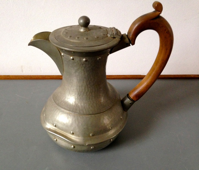 Rts and crafts movement pewter art deco objects catawiki - Marokkaans deco object ...